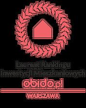 Ranking inwestycji mieszkaniowych w Warszawie – I kwartał 2021
