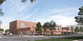 Echo Investment przedstawia koncept szkoły przy ul. Konstruktorskiej w Warszawie