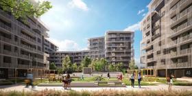 Stacja wola etap II  – mieszkania od Echo Investment