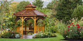 Altana ogrodowa – porady i inspiracje