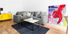 Mieszkanie w stylu memphis – czyli jak wprowadzić kolorową awangardę na salony