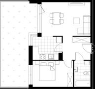 Rzut pomieszczeń AM5 Pszczelna 32