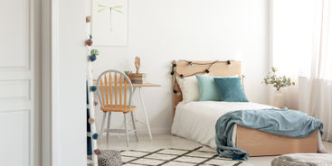 Małe pokoje młodzieżowe. Jak urządzić mały pokój dla nastolatków?