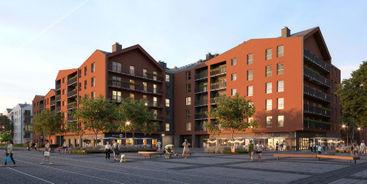 Osiedle Enter – mieszkania od Echo Investment