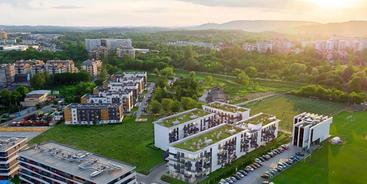 Ranking inwestycji mieszkaniowych w Krakowie ‒ IV kwartał 2020
