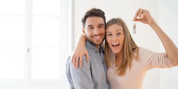 Pierwsze mieszkanie – sprawdź, w jakim wieku Polacy kupują mieszkania!