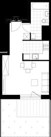 Wizualizacja Apartamenty Nakielska