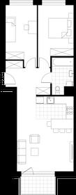 Wizualizacja Apartamenty Nowy Marysin