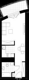 Wizualizacja Bliska Wola – apartamenty inwestycyjne