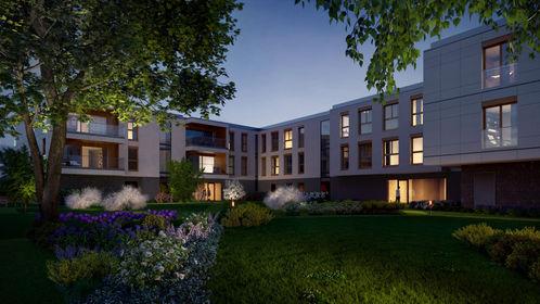 Wizualizacja Cristal Park Residence