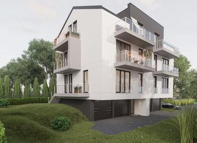visualization Apartamenty Podhalańska 2