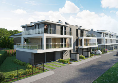 Apartamenty Jeziorowa 56