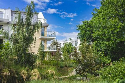Wizualizacja Apartamenty Dolny Sopot
