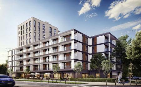 visualization Apartamenty Przy Agorze 6
