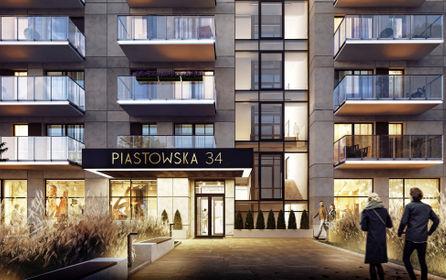 visualization Piastowska Residence