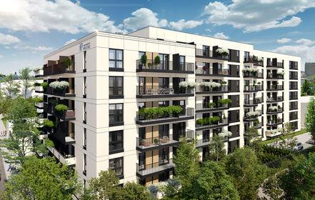 Wizualizacja Apartamenty Prestige