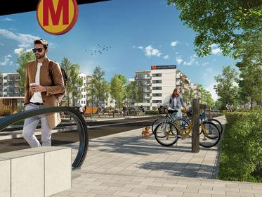Dzielnica Mieszkaniowa Metro Zachód