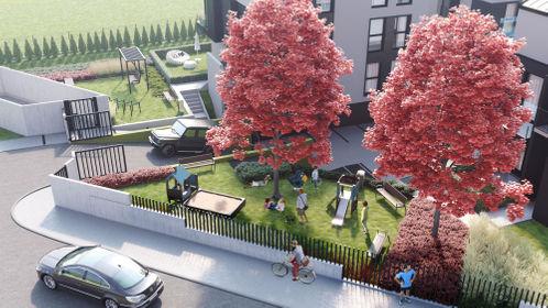 Wizualizacja Green Park Villa II
