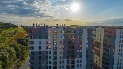 Wizualizacja Piasta Towers