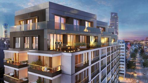 Wizualizacja Apartamenty Ogrodowa