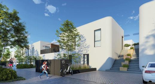 Wizualizacja ROBYG Jagodno (domy)