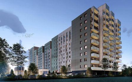 Wizualizacja Baltea Apartments