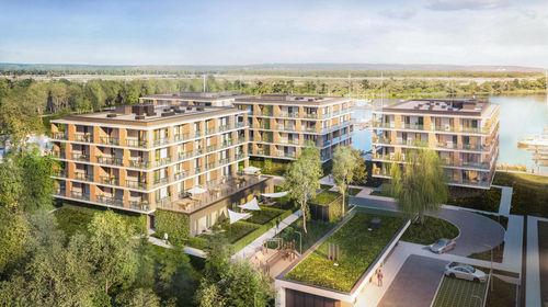 Wizualizacja Victoria Apartments