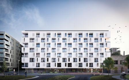 visualization Zabłocie Concept House II