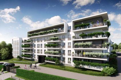 Wizualizacja Apartamenty ARTE