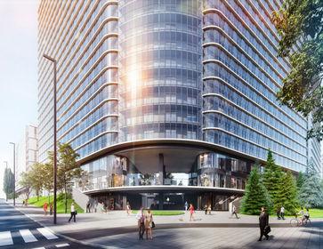 visualization Bliska Wola – apartamenty inwestycyjne