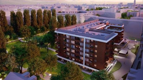 visualization Kępa Park