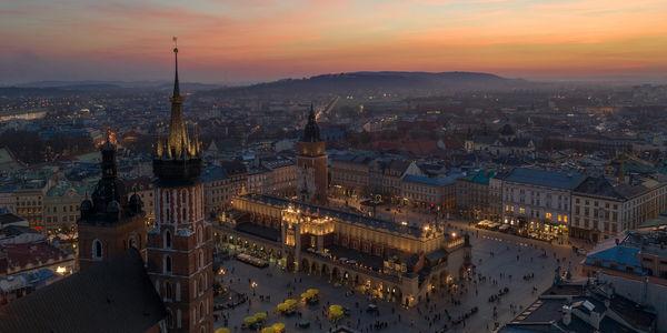 Gdzie kupić mieszkanie pod wynajem w Krakowie?