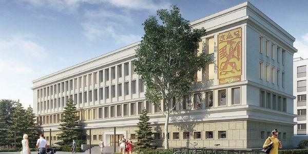 Inwestycja Miesiąca w Warszawie — luty 2019!