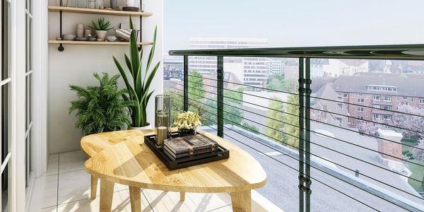 Mieszkanie z balkonem czy bez? Sprawdź, jak wybierają Polacy!