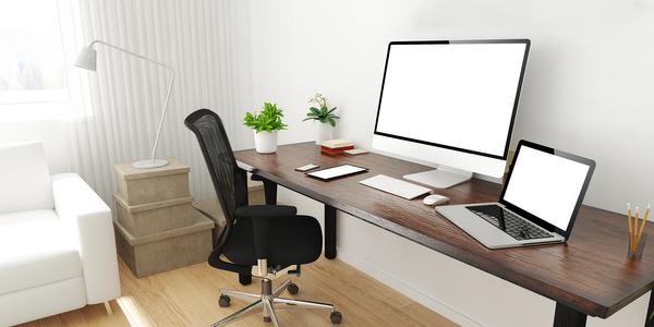 Jak urządzić gabinet w domu?