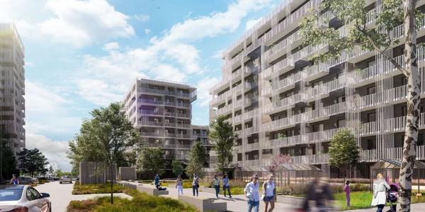 Stacja Wola – mieszkania od Echo Investment