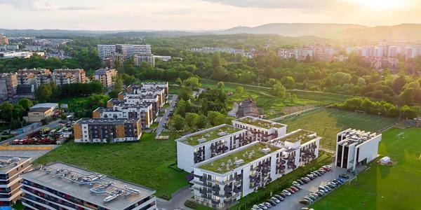 Ranking inwestycji mieszkaniowych w Krakowie IV kw. 2020