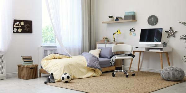 Nauka zdalna w domu – jak stworzyć komfortową przestrzeń dla dzieci?