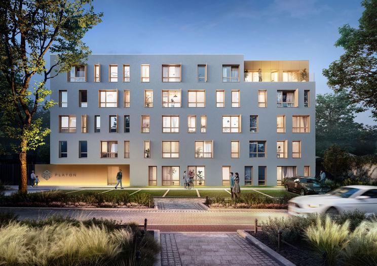 Platon – apartamenty inwestycyjne