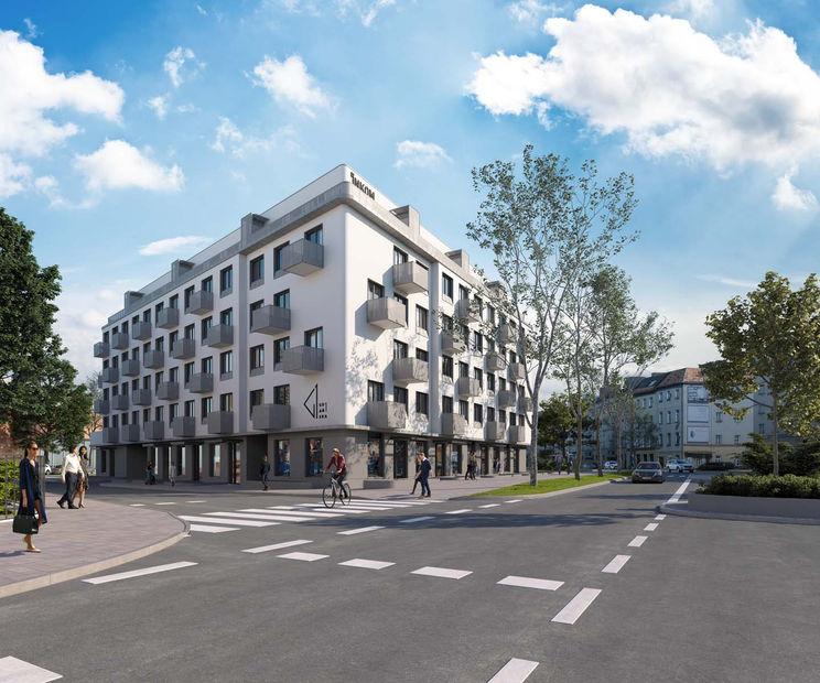 Gdańska 1 – mieszkania inwestycyjne