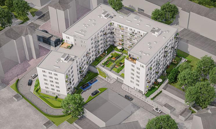 Apartamenty Mikołowska
