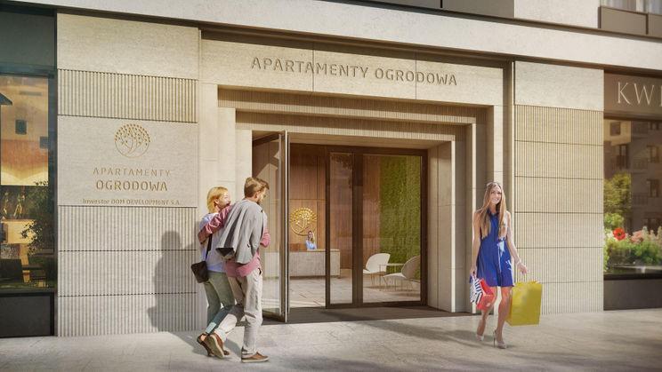 Apartamenty Ogrodowa