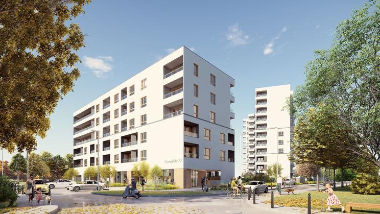 Apartamenty Oszmiańska 20
