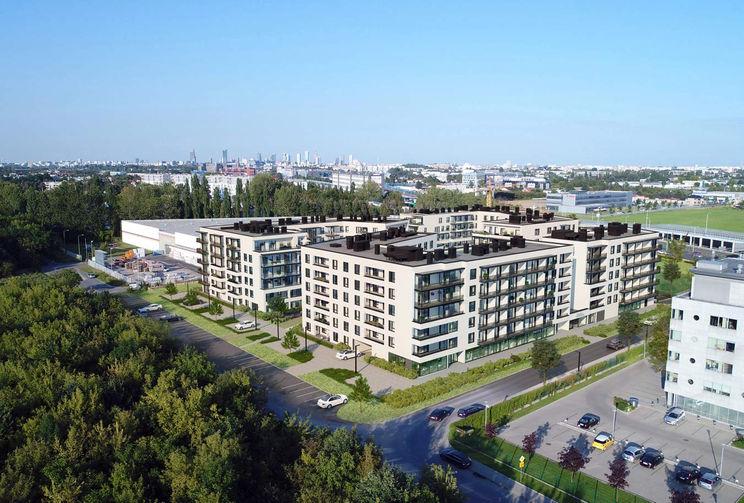 Osiedle Warszawa Aleje Jerozolimskie
