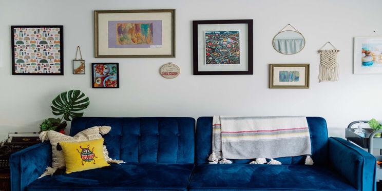 Mieszkanie w stylu eklektycznym – inspiracje