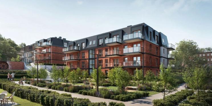 Młyny Gdańskie – połączenie historycznej zabudowy z nowoczesną architekturą
