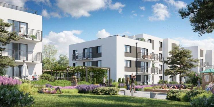RONSON Development rozwija przedmieścia Szczecina