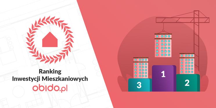 Ranking inwestycji mieszkaniowych w Trójmieście – I kwartał 2021