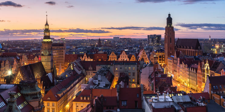 Ranking dzielnic Wrocławia. W której dzielnicy Wrocławia warto zamieszkać?
