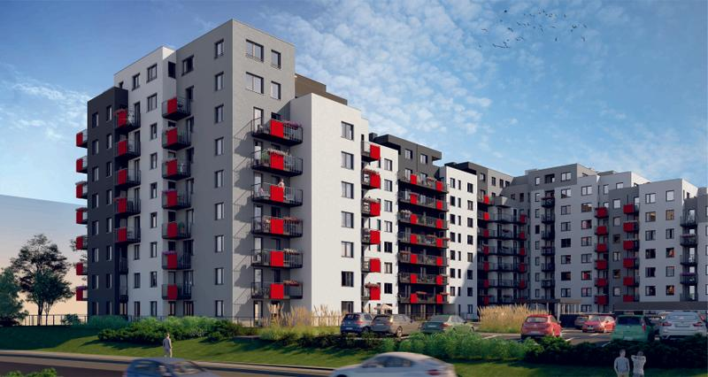 Modernistyczne Osiedle nad Odrą Wrocław od 253 118 zł • Mieszkania od dewelopera ZU06